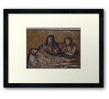 duomo di PARMA, INTERNO 3 - ITALY - MONDO -  A tutte le mie amiche , amici che amano Gesù Cristo- VETRINA RB EXPLORE 2 NOVEMBRE 2013           o - Framed Print