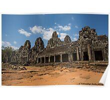 Angkor Wat Sanctuary - 42 Poster