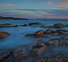 Birubi Point Fishing by bazcelt