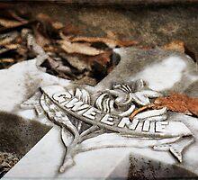 "Graveyard Adornments #01  "" Gweenie""  by Malcolm Heberle"