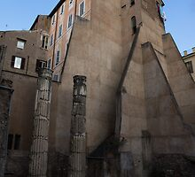 Rome, Italy - Many Centuries of History and Architecture  by Georgia Mizuleva