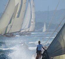 Saint Tropez Regatta by solena432