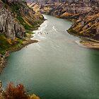 Snake River Canyon by Charles Kosina