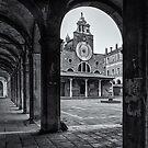 Campo San Giacomo di Rialto by Bryan Peterson