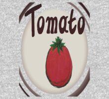 tomato One Piece - Short Sleeve