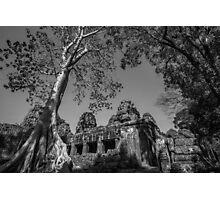 Bayon - 11 Photographic Print