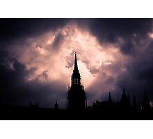 Gothic Skies Photographic Print