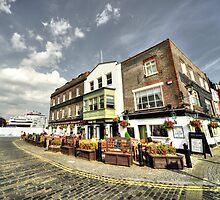 The Spice Island Inn  by Rob Hawkins