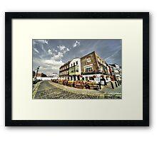 The Spice Island Inn  Framed Print
