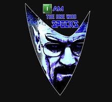 I am the one who Spocks Hoodie