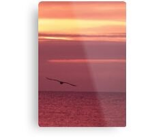 Bacton, Norfolk Metal Print