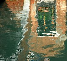 Venetian Window-Venice by Deborah Downes