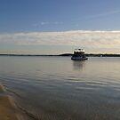 Boating on the Gold Coast by MardiGCalero