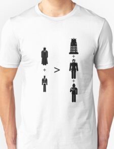 Doctor Who Maths - Season 2, Rose T-Shirt