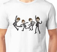 Beatles Time! Unisex T-Shirt