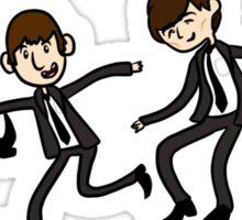 Beatles Time! Sticker