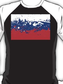 into the sky, Russia T-Shirt
