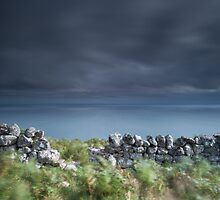Land, Sea and Sky, Badbea, Caithness, Scotland by Iain MacLean