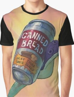 Canned Bread Graphic T-Shirt