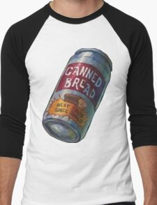 Canned Bread Men's Baseball ¾ T-Shirt