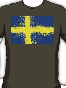 in to the sky, Sweden T-Shirt