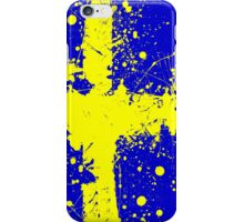 in to the sky, Sweden iPhone Case/Skin