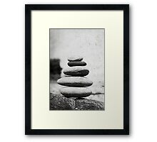 Tower of Strength Framed Print
