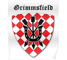 Grimms field logo Poster