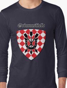 Grimms field logo Long Sleeve T-Shirt