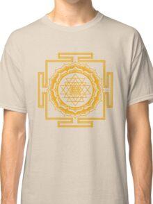 Shri Yantra - Cosmic Conductor of Energy Classic T-Shirt