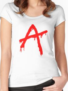 Pretty Little Liars - A Women's Fitted Scoop T-Shirt