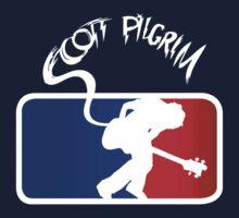 The Scott Pilgrim League Kids Clothes