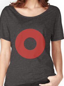 Fishman Donuts Women's Relaxed Fit T-Shirt