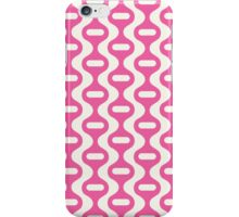 Pink Retro Wave iPhone Case/Skin