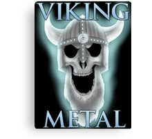 Viking Metal Canvas Print