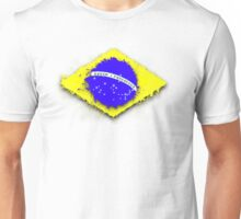 in to the sky, Brazil Unisex T-Shirt