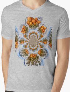 a&g Mens V-Neck T-Shirt