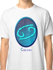Zodiac sign Cancer Classic T-Shirt