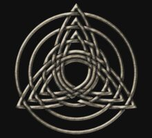 Triquetra, Germanic paganism, Celtic art,   by nitty-gritty