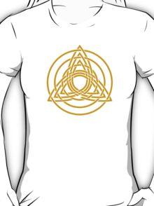 Triquetra, Germanic paganism, Celtic art,   T-Shirt