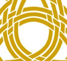 Triquetra, Germanic paganism, Celtic art,   Sticker