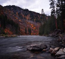Soft rivers by Envision Photography