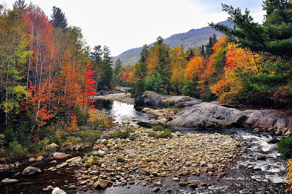 Newry, Maine by fauselr