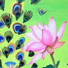 Mayura Padma by Ali Close