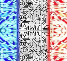 circuit board France by sebmcnulty