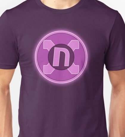 The Nexx Symbol Chest Pulsar Pink T-Shirt