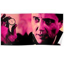 Christopher Walken @ Pulp Fiction Poster
