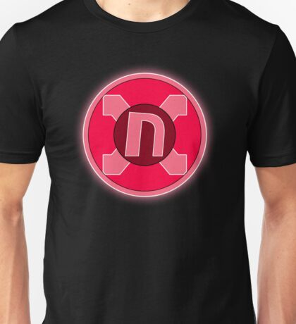 The Nexx Symbol Chest Radiation Red T-Shirt