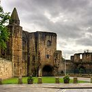 Dunfermline Abbey Gatehouse by Tom Gomez