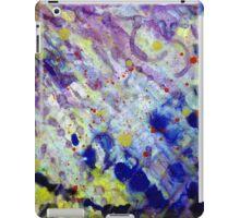 Transparent war of Color's V1 iPad Case/Skin